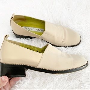 DONALD J PLINER Slip On Loafers